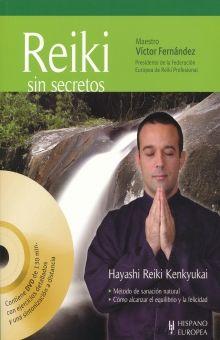 REIKI SIN SECRETOS (INCLUYE DVD)