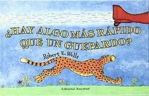 HAY ALGO MAS RAPIDO QUE UN GUEPARDO