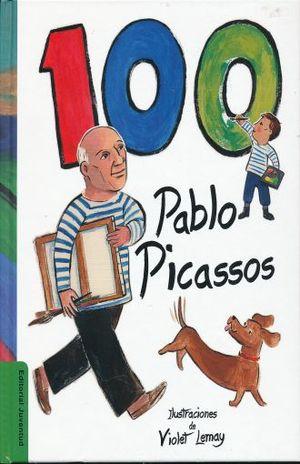 100 PABLO PICASSOS / PD.