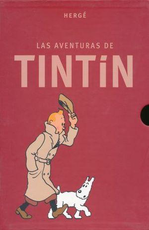 AVENTURAS DE TINTIN, LAS. LA COLECCION COMPLETA / PD.