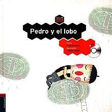 PEDRO Y EL LOBO / PD. (INCLUYE CD)