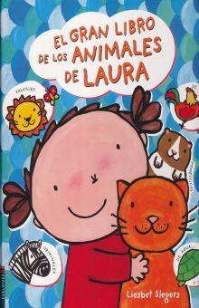 GRAN LIBRO DE LOS ANIMALES DE LAURA, EL / PD.