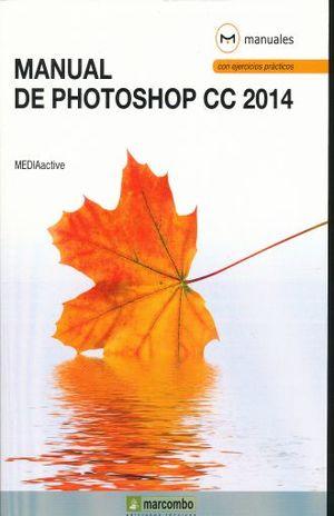 MANUAL DE PHOTOSHOP CC 2014
