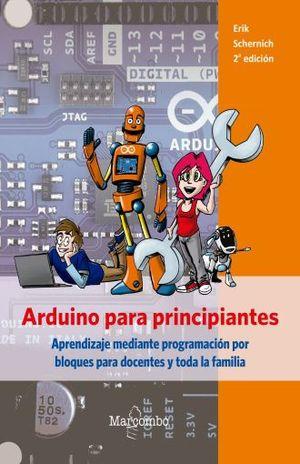 ARDUINO PARA PRINCIPIANTES / 2 ED.