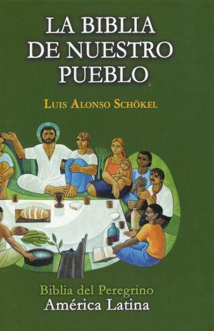 BIBLIA DE NUESTRO PUEBLO / PD.
