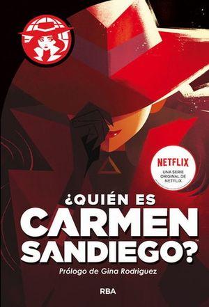 ¿Quién es Carmen Sandiego? / pd.