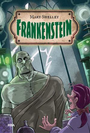 Frankenstein. Clásicos del terror / pd.
