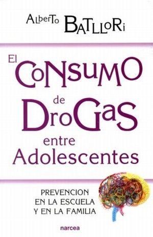 CONSUMO DE DROGAS ENTRE ADOLESCENTES, EL