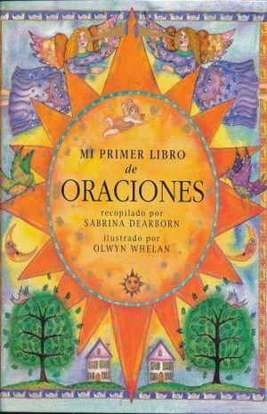 MI PRIMER LIBRO DE ORACIONES / PD.
