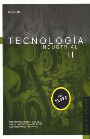 TECNOLOGIA INDUSTRIAL II. BACHILLERATO