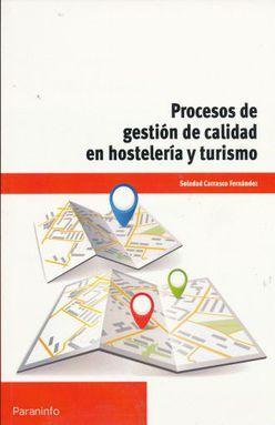 PROCESOS DE GESTION DE CALIDAD EN HOSTELERIA Y TURISMO