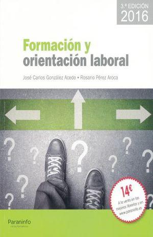 FORMACION Y ORIENTACION LABORAL / 3 ED.