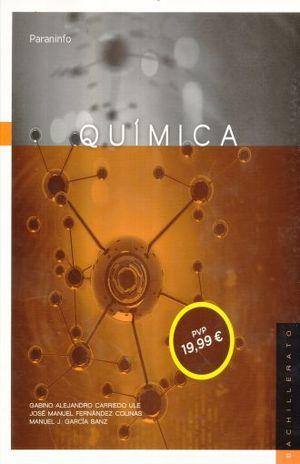 QUIMICA / BACHILLERATO