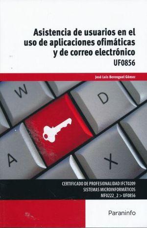 ASISTENCIA DE USUARIO EN EL USO DE APLICACIONES OFIMATICAS Y DE CORREO ELECTRONICO