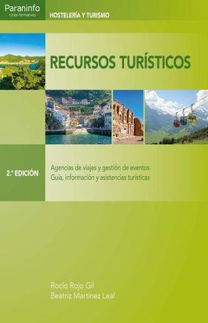 RECURSOS TURISTICOS / 2 ED.