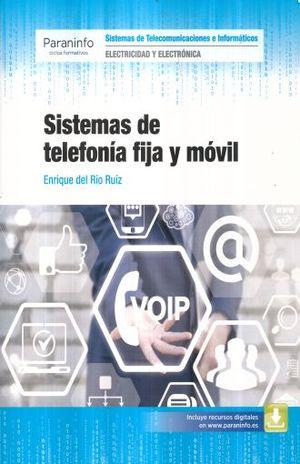 SISTEMAS DE TELEFONIA FIJA Y MOVIL