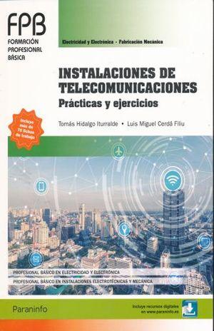 INSTALACIONES DE TELECOMUNICACIONES PRACTICA Y EJERCICIOS
