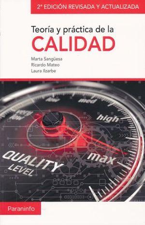 TEORIA Y PRACTICA DE LA CALIDAD / 2 ED.