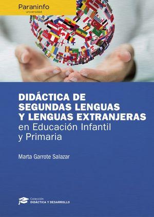 Didáctica de segundas lenguas y lenguas extranjeras en educación infantil y primaria
