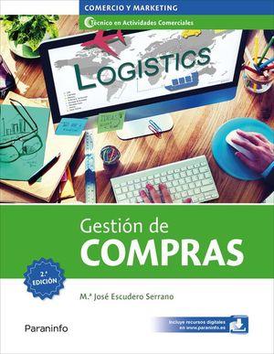 GESTION DE COMPRAS / 2 ED.