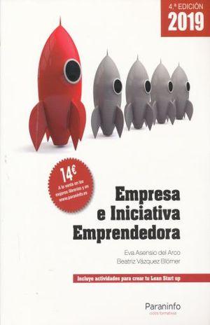 EMPRESA E INICIATIVA EMPRENDEDORA / 4 ED.