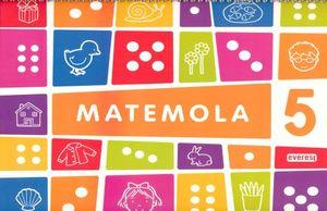 MATEMOLA 5 / 2 ED.