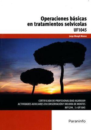 OPERACIONES BASICAS EN TRATAMIENTOS SELVICOLAS
