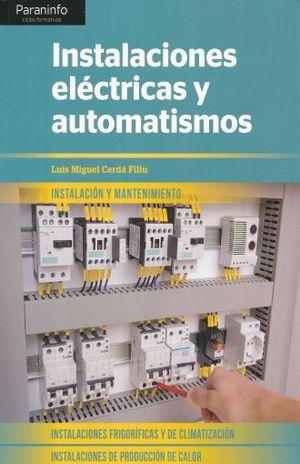 INSTALACIONES ELECTRICAS Y AUTOMATISMO