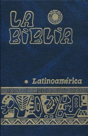 BIBLIA LATINOAMERICA. EDICION PASTORAL / PD. (COLORES)