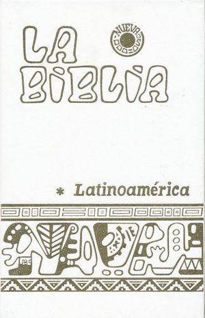BIBLIA LATINOAMERICA. EDICION PASTORAL / PD. (BLANCA)
