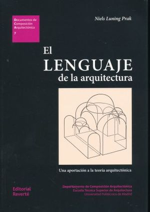 LENGUAJE DE LA ARQUITECTURA
