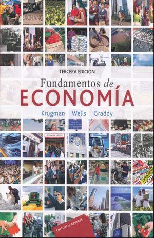 FUNDAMENTOS DE ECONOMIA / 3 ED.