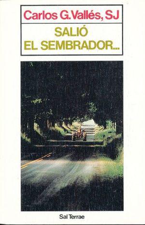 SALIO EL SEMBRADOR