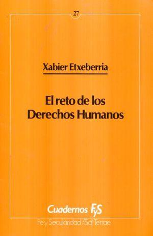 RETO DE LOS DERECHOS HUMANOS, EL