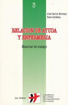 RELACION DE AYUDA Y ENFERMERIA