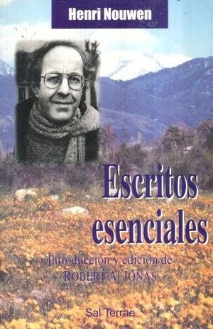 ESCRITOS ESENCIALES #105 / HENRI NOUWEN