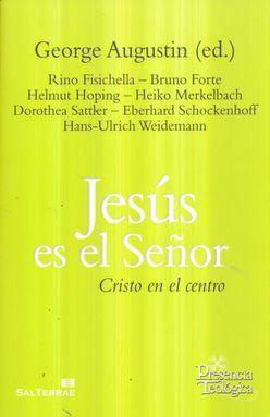 JESUS ES EL SEÑOR