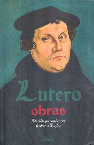 LUTERO OBRAS / 5 ED. / PD.