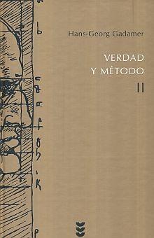 VERDAD Y METODO II / PD.