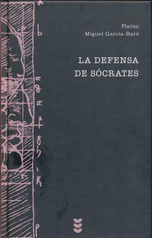 DEFENSA DE SOCRATES, LA / PD.