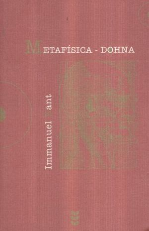 METAFISICA - DOHNA