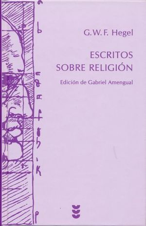 ESCRITOS SOBRE RELIGION / PD.