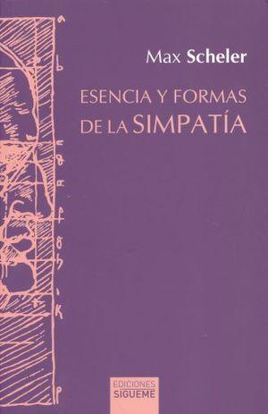 ESENCIA Y FORMAS DE LA SIMPATIA / 2 ED.