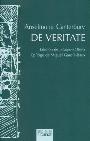 DE VERITATE (EDIC. BILINGUE LATIN - ESPAÑOL)
