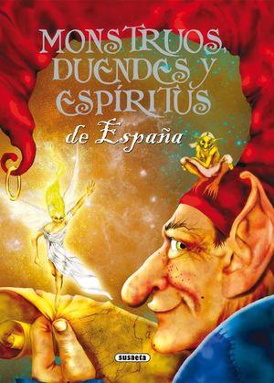 Monstruos, duendes y espíritus de España / pd.