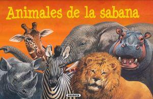 ANIMALES DE LA SABANA / PD.