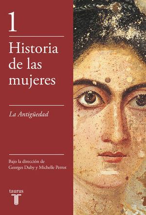 Historia de las mujeres 1. La antigüedad