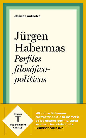 Perfiles filosófico - políticos