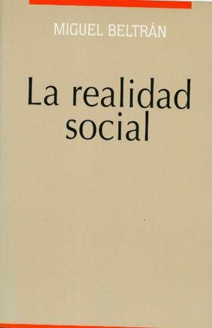 REALIDAD SOCIAL, LA