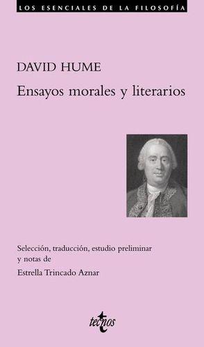 ENSAYOS MORALES Y LITERARIOS